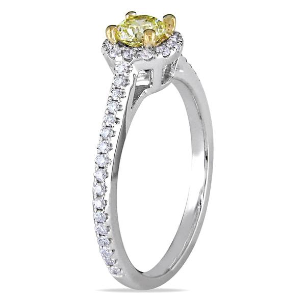 klenota gold diamant verlobungsring verlobungsringe mit farbigen diamanten. Black Bedroom Furniture Sets. Home Design Ideas