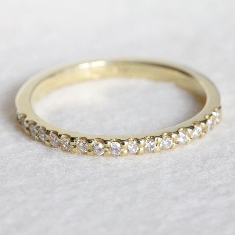 klenota diamant ring aus gelbgold ringe gelbgold. Black Bedroom Furniture Sets. Home Design Ideas