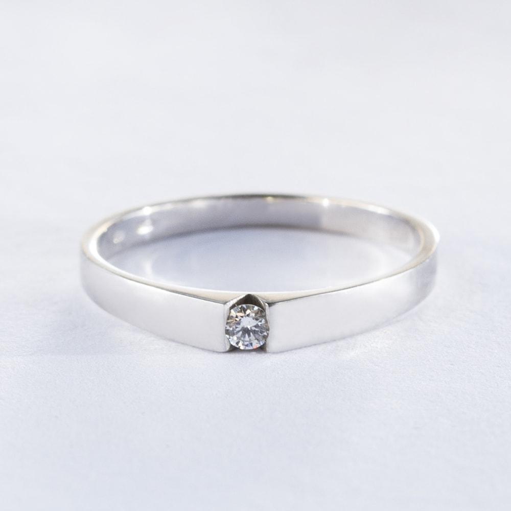 klenota ehering mit diamanten ringe wei gold. Black Bedroom Furniture Sets. Home Design Ideas