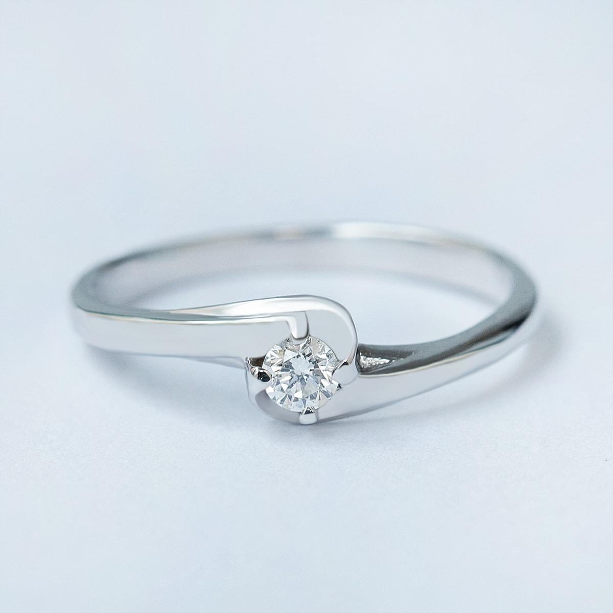 Klenota Z 225 Snubn 237 Prsten Z B 237 L 233 Ho Zlata S Diamantem