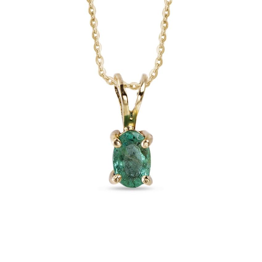 klenota gold emerald pendant emerald pendants