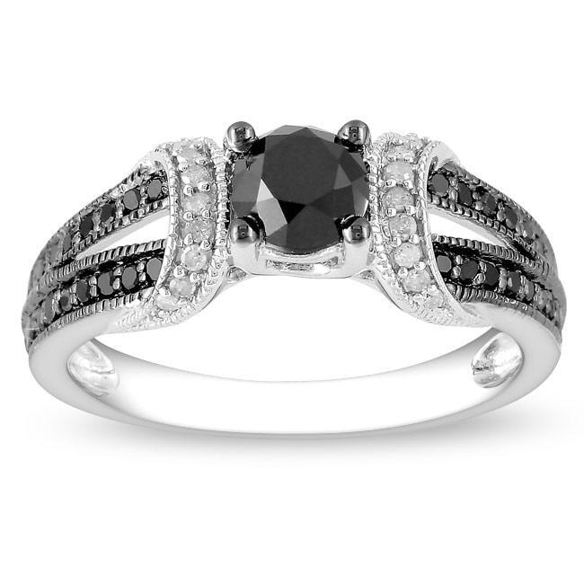 klenota silberring mit diamanten schmuck verkauf. Black Bedroom Furniture Sets. Home Design Ideas