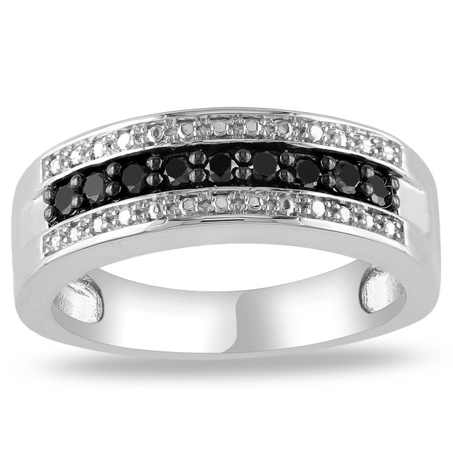 klenota silberring mit diamanten rundum ringe diamant. Black Bedroom Furniture Sets. Home Design Ideas