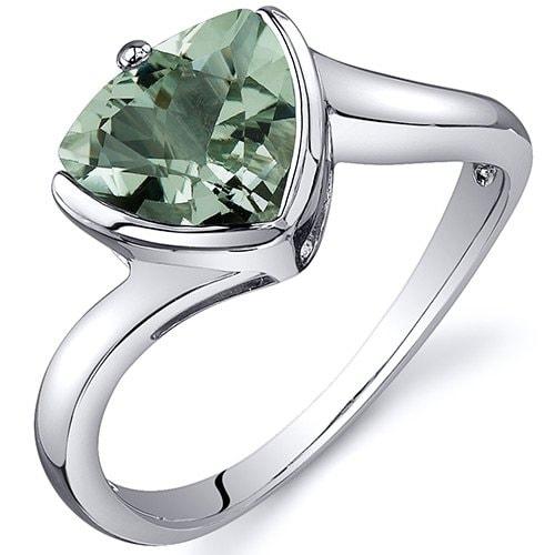 Klenota pier cie z metali nieszlachetnych z zielonego for Metali online